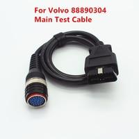OBD2 Main Diagnostic Cable for Volvo 88890304 Interface Main Test Cable for Volvo Vocom 88890304 OBD II Cable Vocom