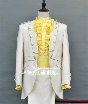 Европейский мужской суд Европейский суд оборудования костюмы этап производительность платье джаз мужская куртка + брюки + рубашка + ремень do23