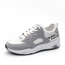 Hot Breathable Air Mesh Women Casual Shoes Spring Women Sneakers Shoes Fashion Lace Up Flat Outdoor Shoes Ladies tenis feminino