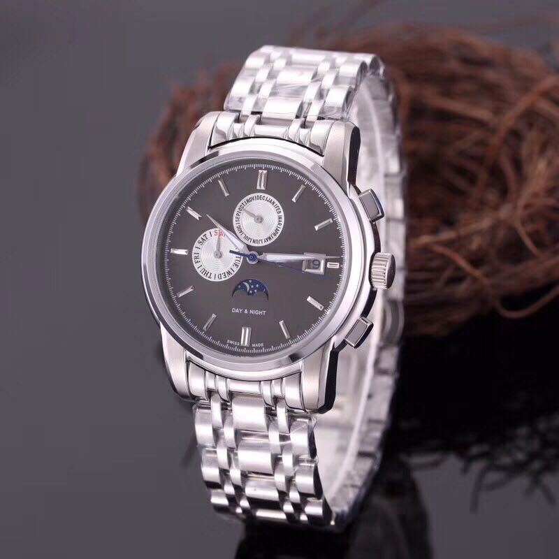 лучшая цена WC08108 Mens Watches Top Brand Runway Luxury European Design Automatic Mechanical Watch
