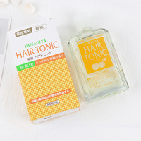 YANAGIYA Hair Tonic Cooling Reduce Hair Loss & Promote Hair Growth Made In Japan /240ml citrus flavor