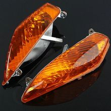 Motorcycle Front ABS Turn Indicator Signal Lens Winker Light For BMW R1200RT R900RT 2006-2011 09