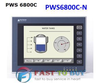 все цены на PWS6800C-N HITECH HMI/Touch Screen/Human Machine Interface New in box онлайн