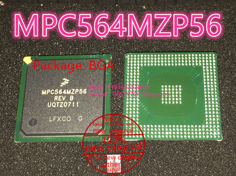 цена на 100% new import original MPC564MZP56 PBGA388 car computer board CPU chip
