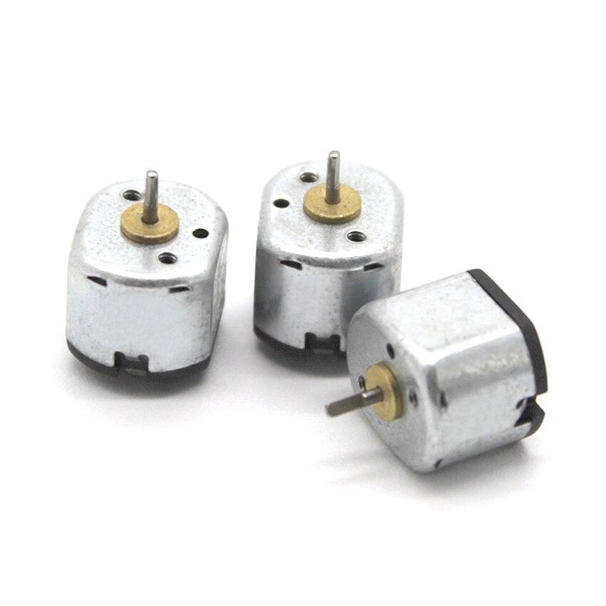 10mm DC 3V~5V Mini Coreless 1013 Motor Strong Vibration Motor DIY Toy Massager