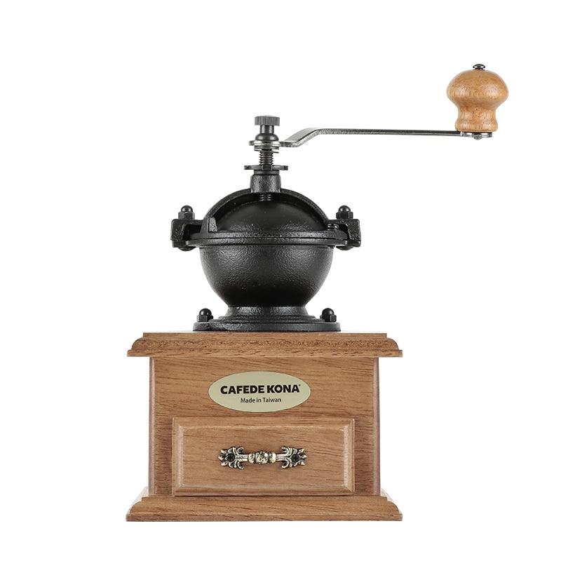 Kamenda Molinillo de caf manual de hierro fundido antiguo ...