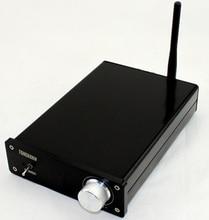 Promo offer New Class D HIFI Bluetooth 4.0 TPA3116 Full Digital Amplifier 50W*2 Mini Home Aluminum Enclosure Stereo amp
