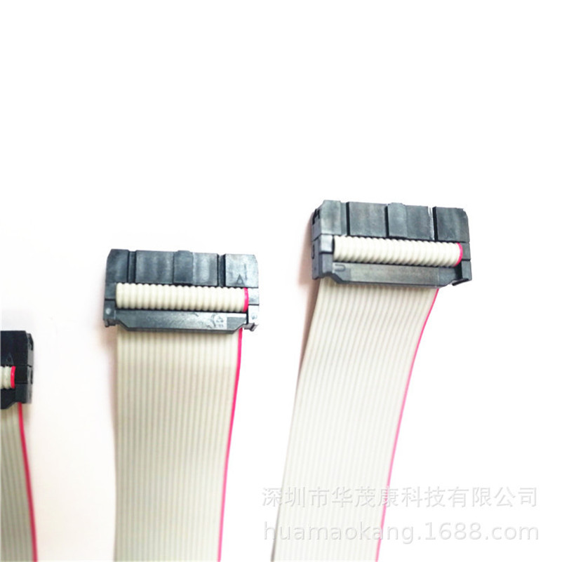 2018080602xiangli Manufacturers supply red and white wire IDE Cable 5 colours 52 99