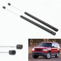 2x Rear Hatch Tailgate Lift Supports Shock Gas Struts For Ford Explorer 1991 2001 Navajo Mercury