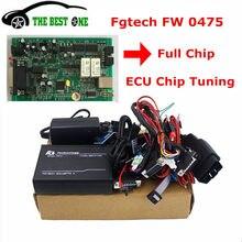 Envío gratuito con DHL FW 0475 Fgtech Galletto 4 Master V54, versión desbloqueada, programador Fg Tech V54 fg-tech, actualización de Chip ECU Master