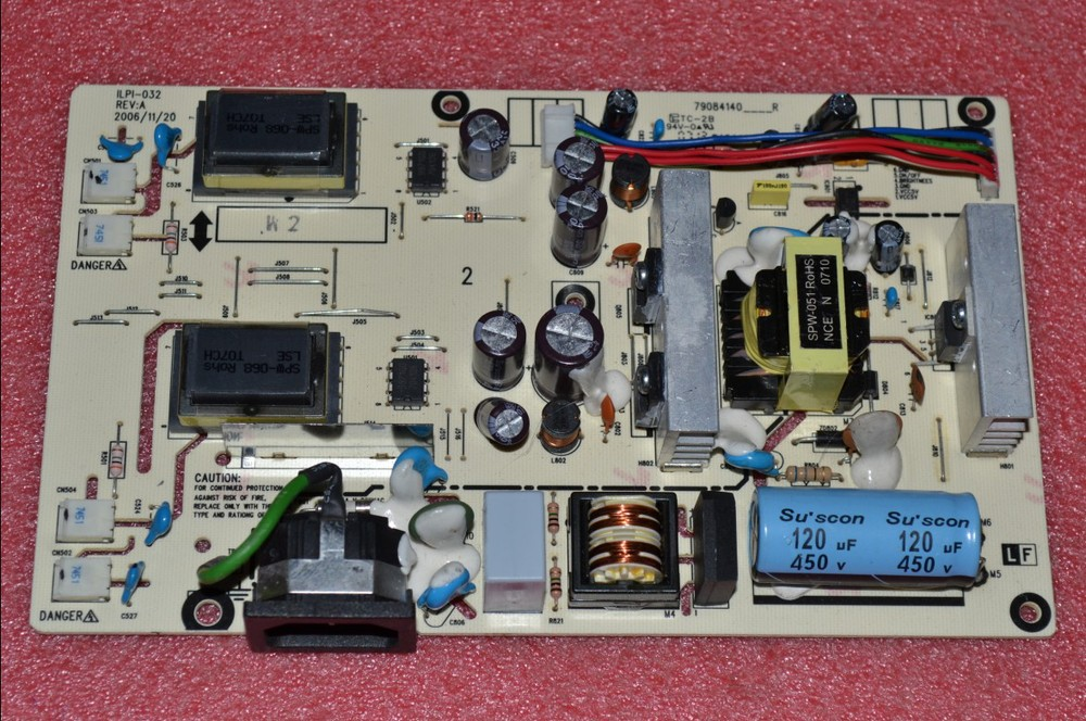 Free Shipping>Original  /  ET-0003-N/FP71G + Power Board 491001400000R ILPI-032-Original 100% Tested Working free shipping fp71g power board fp91g power board 4h l1c02 a30 a31 con tor 100% tested working