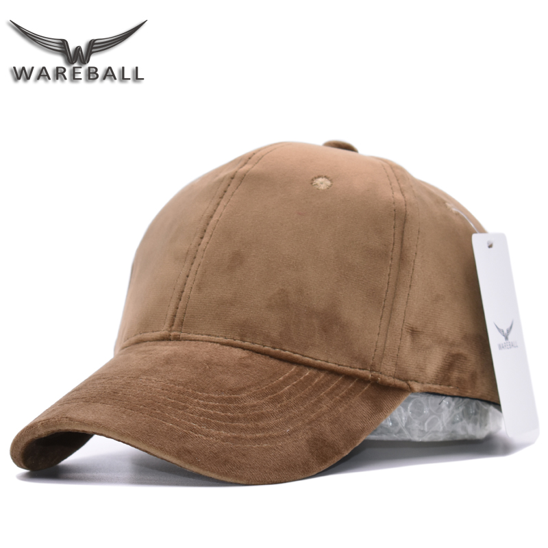 WAREBALL Fashion Baseball Cap Fur Suede Snapback Hats New Gorras Brand Winter Cap Hip Hop Flat Hat Casquette Bone Cap For Women [wareball] fashion cap for men and women leisure gorras snapback hats baseball caps casquette grinding hat outdoors sports cap