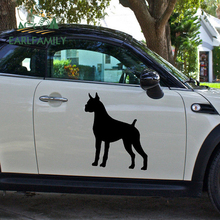 Vinyl Decal Friend Car-Sticker Window Door EARLFAMILY British Animal 9-Colors Truck Boxer