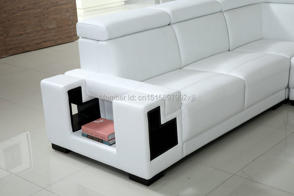 Aliexpress.com : Buy 2016 Sofas For Living Room Sectional Sofa Chaise  Armchair Living Room Furniture Home Sofa Set Big Size U Corner Shape  Leather From ...
