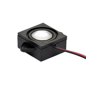 Image 5 - AIYIMA 2 Pcs Full Range Audio Tragbare Lautsprecher 8 Ohm 3 W Einzel Tone Lautsprecher Mini Stero Werbung Computer Lautsprecher