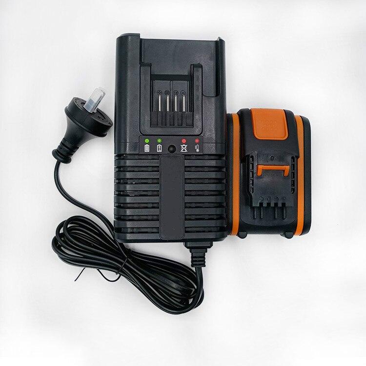 Meilleur chargeur rapide 14.4-20 volts WORX WA3860 pour batterie WORX WA3551 WA3549 WA3550 WA3553