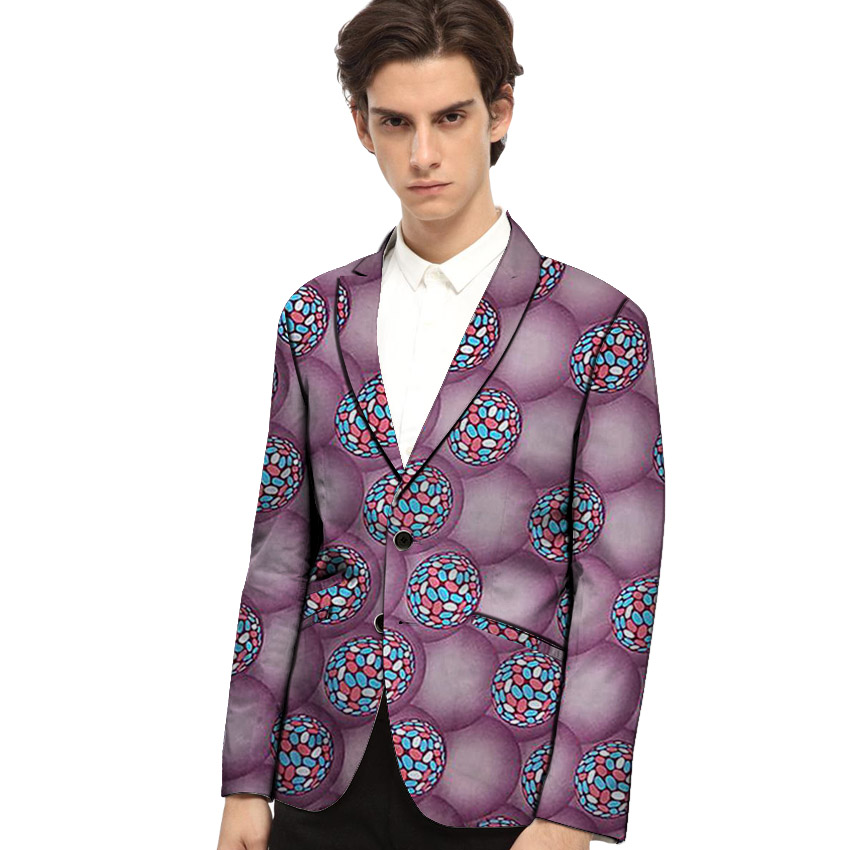 African print men's blazer handmade African Men Fashion suit jacket wedding/party blazer male African clothing