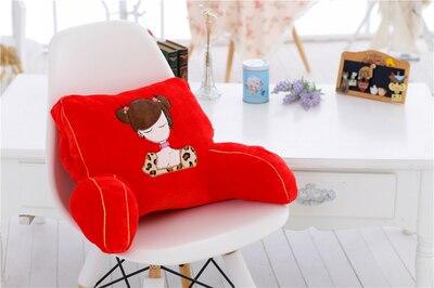 Lombaire coussin main chaude siège appuie taille oreiller pour
