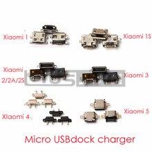 5 шт. зарядное устройство Micro USB порт для зарядки док-станция разъем для xiaomi 1s 2 2A 2S 3 xiaomi 4 5,Mi 2A 2S Mi4 Mi5 Mi2S Mi2A Mi2