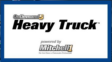 Mitchell On Demand5+On Demand Heavy Truck Service Manuals Heavry Truck ,Mitchell Heavy Trucks Edition Service Manuals