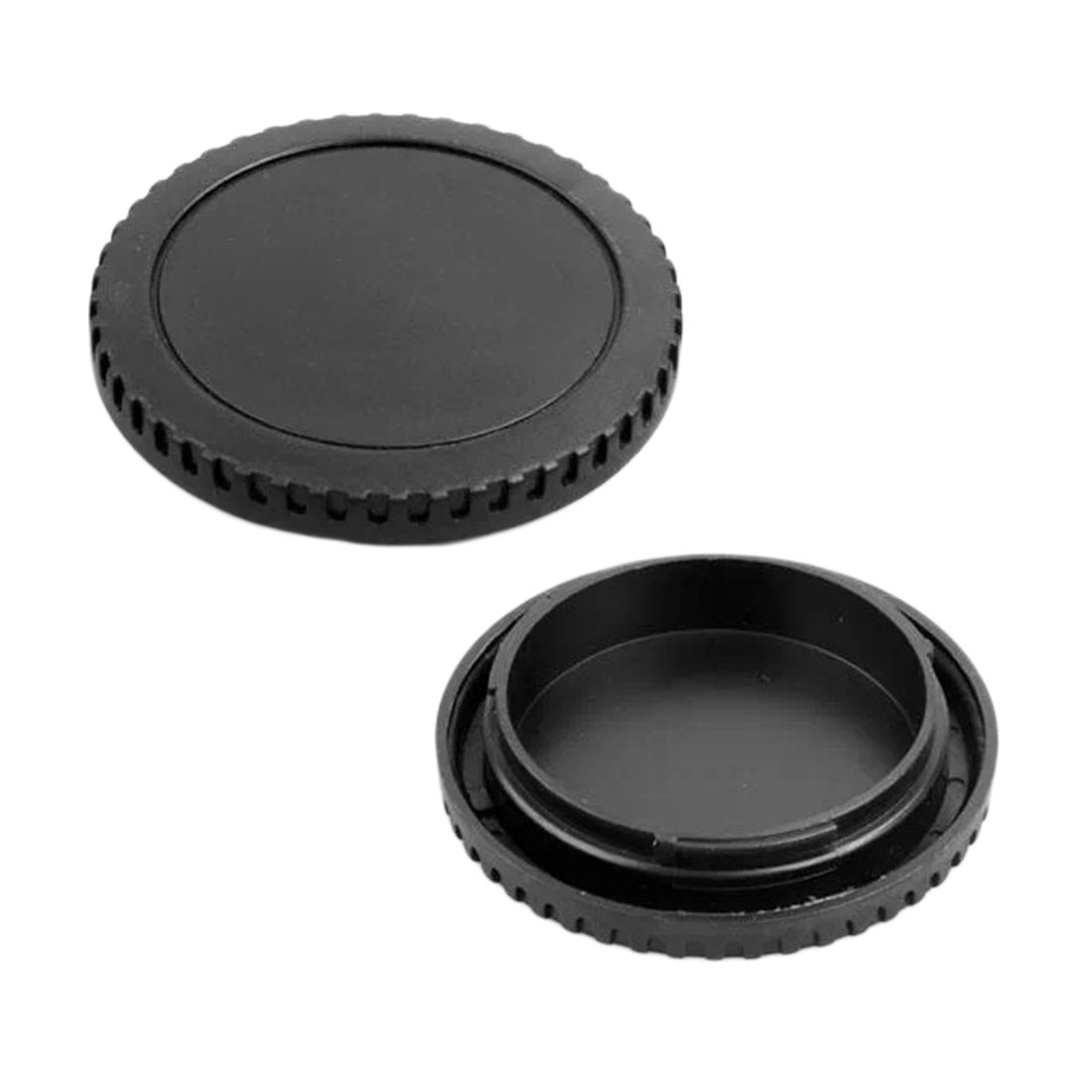 For Canon EOS Camera Body Cover + Lens Rear Cover Cap For Canon EOS mount EF 5D II III 7D 70D 700D 500D 550D 600D 1000D