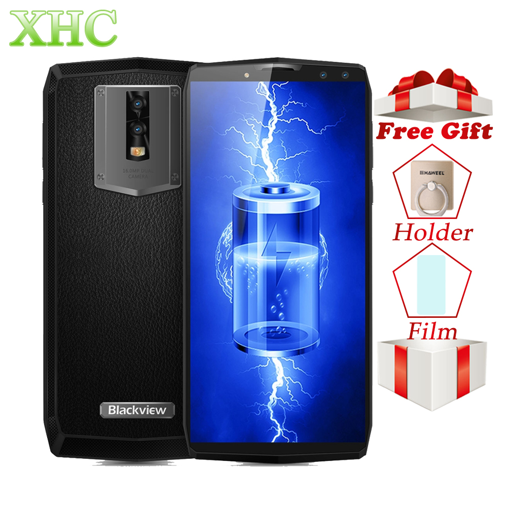 Blackview P10000 PRO Smartphones 11000mAh 5V/5A Octa Core Face ID 4GB 64GB 5.99FHD 18:9 2160x1080 16MP Android 7.1 Mobile Phone
