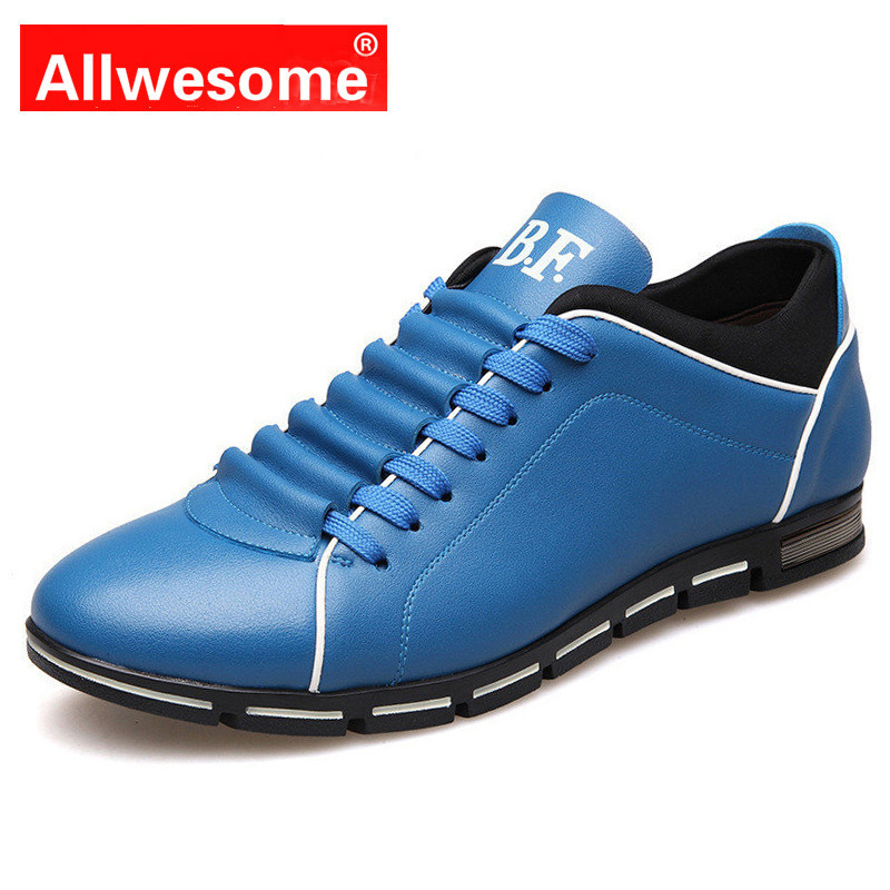 new style 24e49 0c830 Allwesome Mens Buty Leather Shoes Genuine Outdoor Luxury Red Bottoms  Sneakers Comfortable Basket Black Mocasines Big Size 38-48