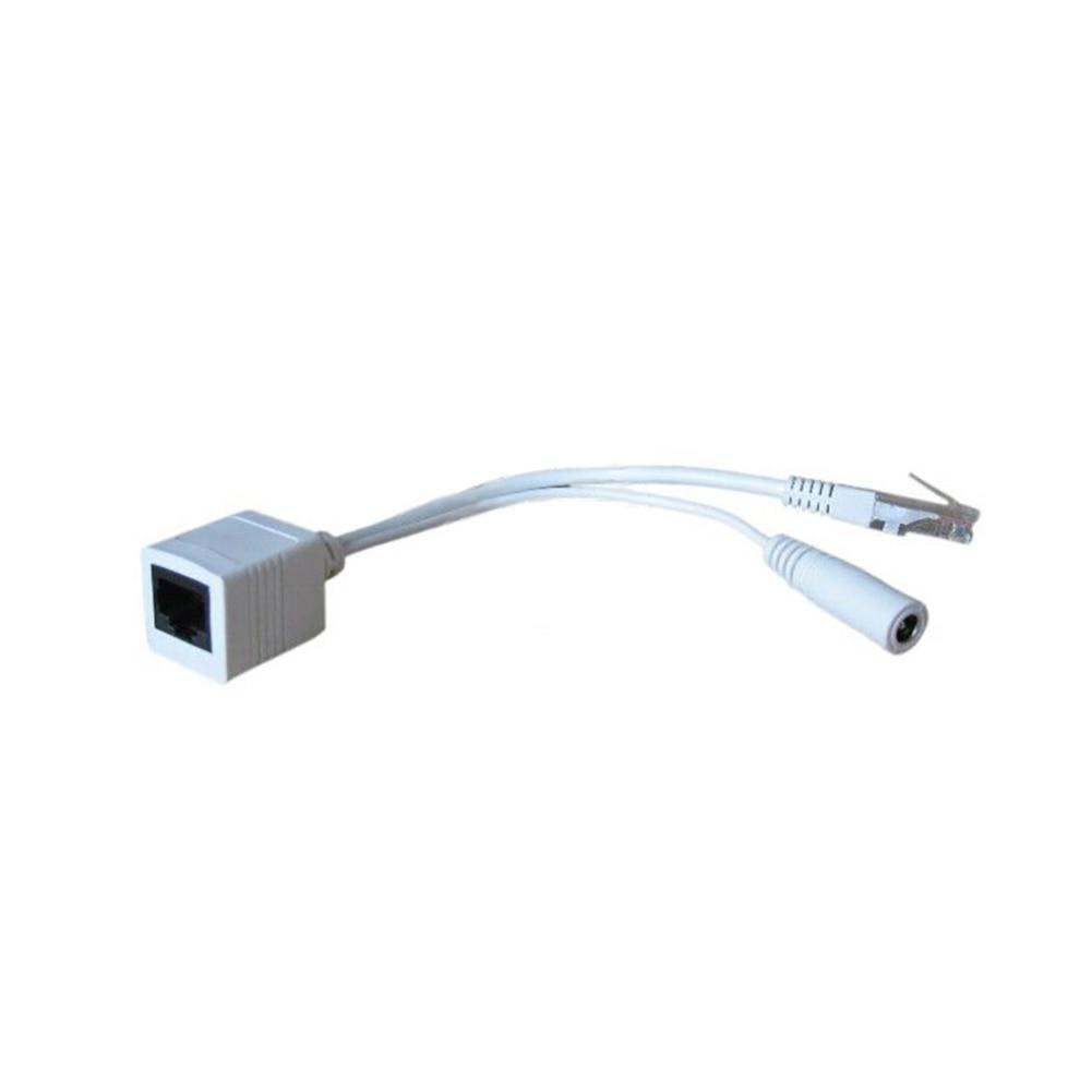 2 Teile/satz Rj45 Power Over Ethernet Poe Adapter Injector Und Splitter Kabel Kit Dinge FüR Die Menschen Bequem Machen Computer-peripheriegeräte Computer & Büro