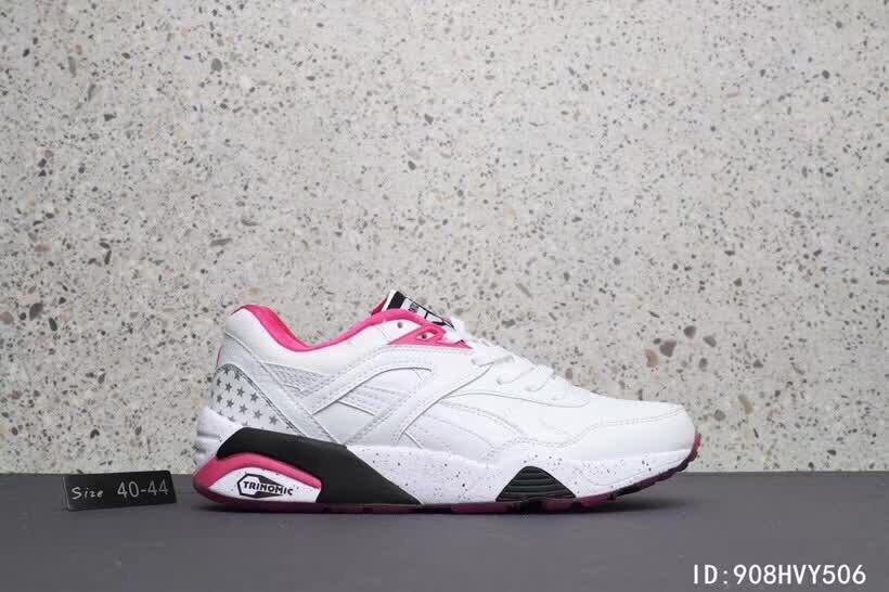 Original New Arrival PUMA Ignite Sneakers Shoes Women's shoes Breathable Badminton Shoes Size 36-39