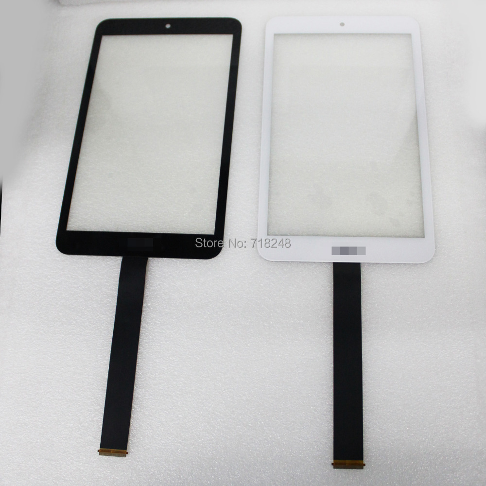 For Asus Memo Pad 8 ME181-K011 ME181C Touch Screen Digitizer Glass Repairing Part 8.0'' White free shipping tablet original for asus memo pad 8 me181c me181 k011 076c3 0807b black touch screen panel glass digitizer