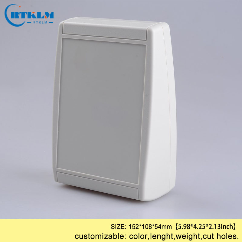Wall Mounting Electronic Enclosures Abs Small Plastic Electronics Project Box DIY Junction Box Circuit Board Plastic152*108*54mm