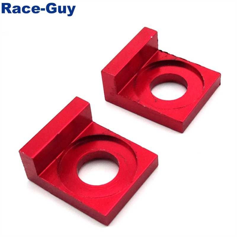 XLJOY Red 12mm Alex Chain Adjuster Tensioner for Chinese 50cc 70cc ...