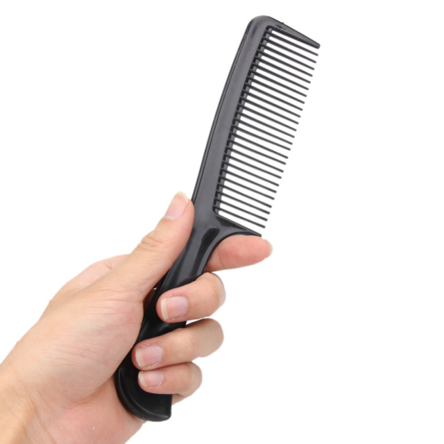 10pcs/Set Professional Hair Brush Comb Salon Barber Anti-static Hair Combs Hairbrush Hairdressing Combs Hair Care Styling Tools 1