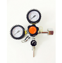ФОТО free shipping co2 regulator dual gauge - draft, beer, kegerator, brew 1/2''g