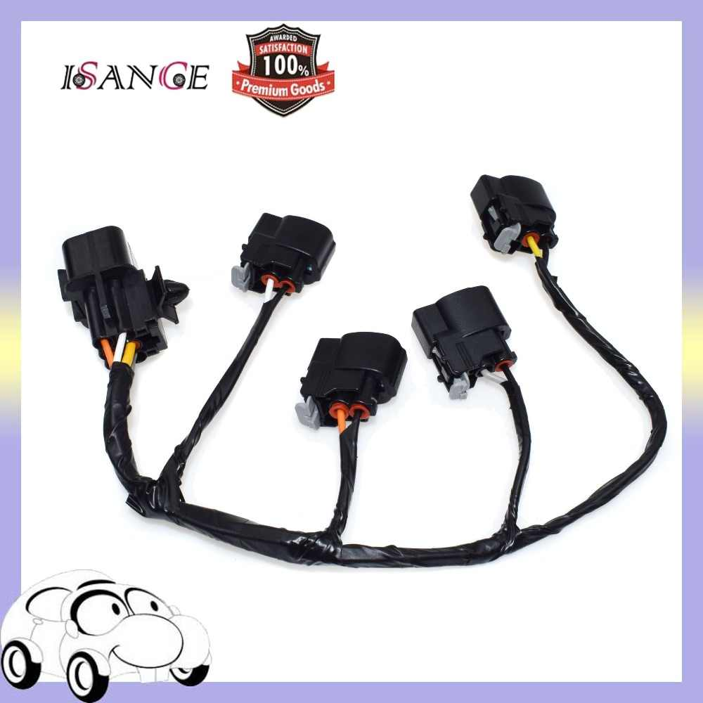 isance ignition coil cable plug wire harness for kia rio soul ceed cerato spectra forte rondo [ 1000 x 1000 Pixel ]