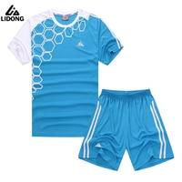 New Brand Kids Football Kits Men Soccer Sets Boys Jerseys Youth Survetement Futbol Training Suit Team