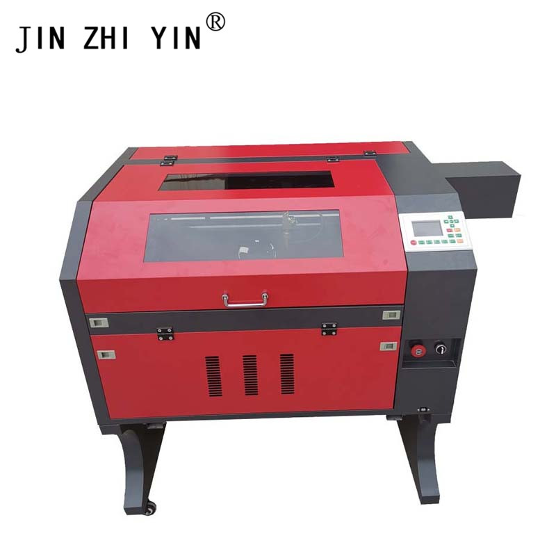 NEW 4060 High Speed Laser Engraving Cutter Machine 100W CO2 Laser Engraver With Ruida Controller