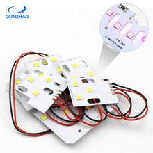 サンクスランプマニキュア交換 led ネイルランプ uv led 54 ワット交換可能な電球交換ネイルドライヤー硬化ジェルポリッシュ