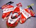 Горячие Продаж, послепродажного 999 749 03 04 ABS Обтекатель комплект Для Ducati 999 749 2003 2004 Xerox Кузов Обтекатели (литье под давлением)