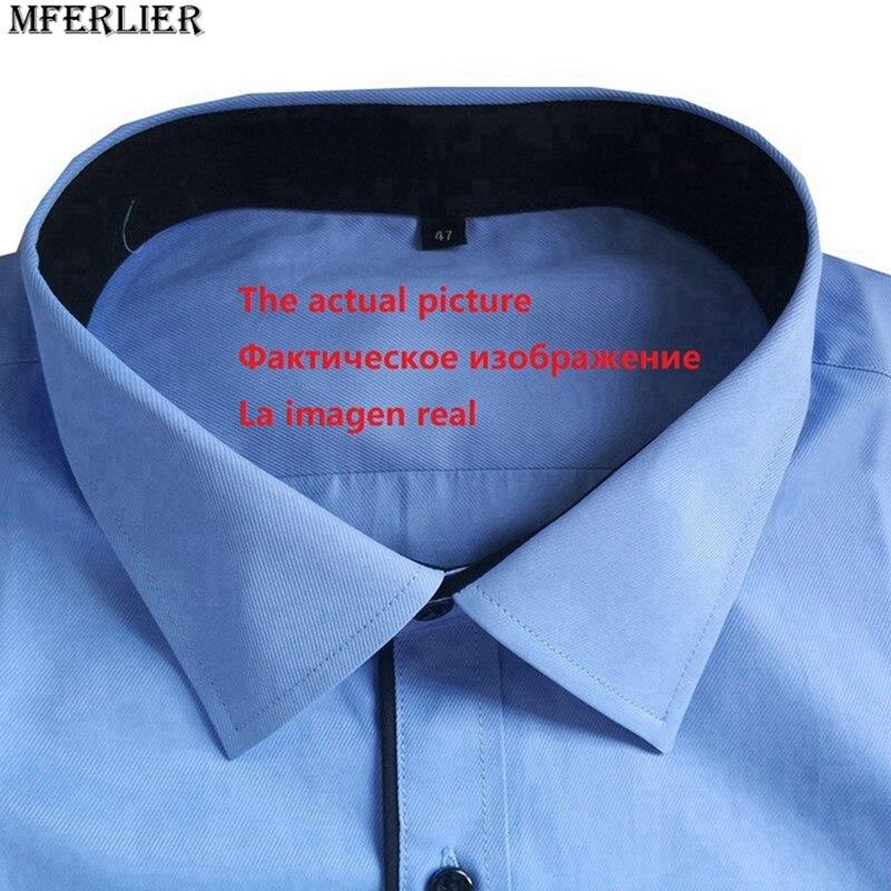 77f5254bc0 ... plus large size big dress shirt men long sleeve 8XL 9XL 10XL winter man  home suit ...