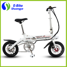 high quality folding electric city bicycle 36V 250W motor for Australia