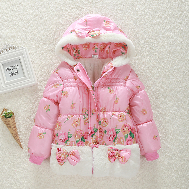 3500b53b9 1 - 4 anos moda infantil meninas casacos de inverno casacos para meninas  casaco de inverno
