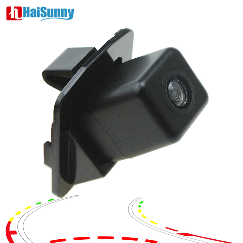 Night Vision View Car Backup Reverse Dynamic Camera HD Benz S Class S600 S550 S500 W212 W221 Rear Camera For Mercedes Benz W204