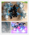 Frete grátis 40 pçs/lote 26 MM 5050 RGB 1903 IC LED fonte de luz DC 12 V LED Pixel Module Exposed módulo