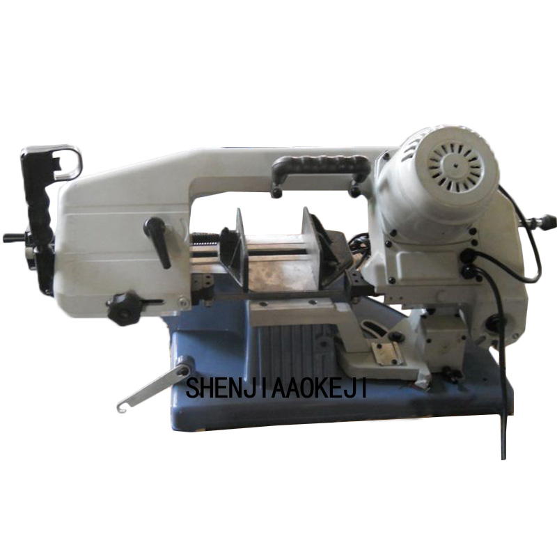1PC Portable Metal Band Saw Metal band sawing machine G4510WA 2 Motor copper wire Aluminum body 220V/110V