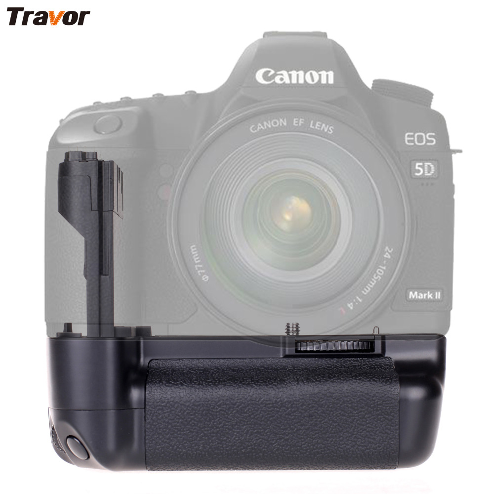 Vertical Battery Grip KIT for Canon 5D Mark II 5D2 5DII as BG E6 AA Battery