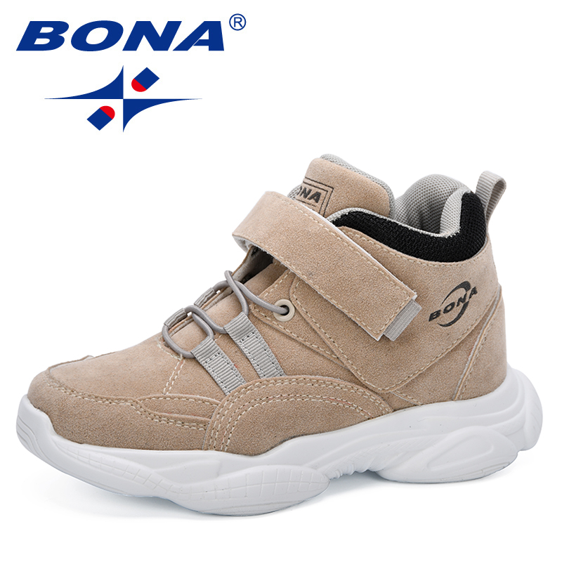 BONA 2019 Kids Shoes Girls  Shoes Boys Sport Shoes Quality Sneakers Children Casual Ruinning Shoes Outdoor FootwearBONA 2019 Kids Shoes Girls  Shoes Boys Sport Shoes Quality Sneakers Children Casual Ruinning Shoes Outdoor Footwear