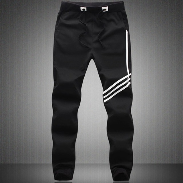 New Fashion Brand Mens Joggers Harem Pants Casual Men Boys Jogger Pant Male Sweatpants Trousers Plus Size Drawstring Cargo Pants