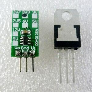 Image 4 - DD4012SA_3V3*10  10pcs DC DC Step Down Buck Converter 5 40V to 3.3V Voltage Regulator Module for Pro mini breadboard