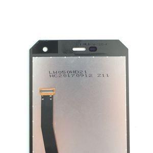 Image 5 - Nomu s10 display lcd + de tela toque 100% original lcd digitador substituição do painel vidro para nomu s10